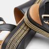 Sandales à plateforme bata, Noir, 764-6940 - 15