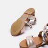 Sandales à bride bata, Beige, 564-8827 - 19