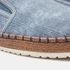 mocassins bata, Bleu, 851-9331 - 19
