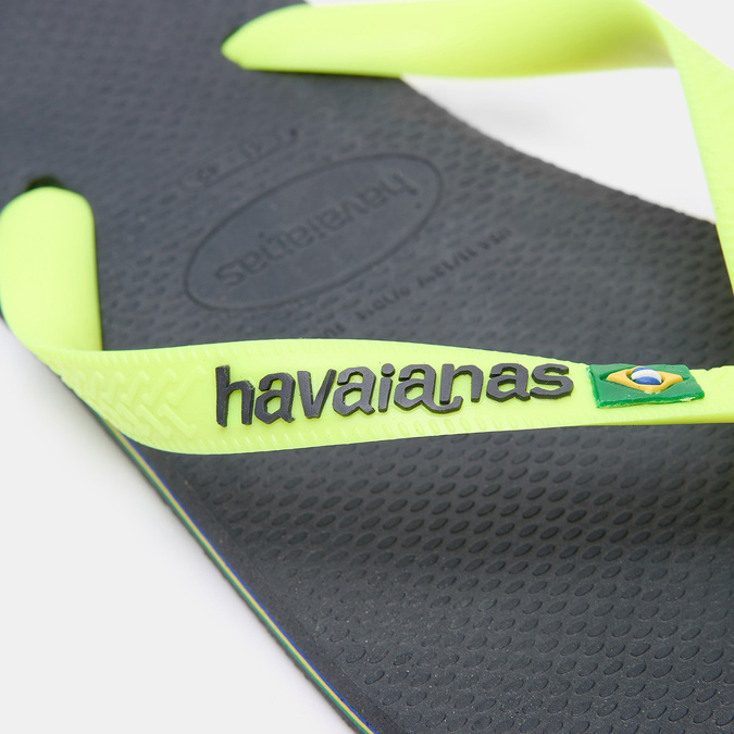 Tongs type Havaianas homme havaianas, Vert, 872-7404 - 26