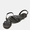 Sandales à bride bata, Noir, 564-6132 - 26