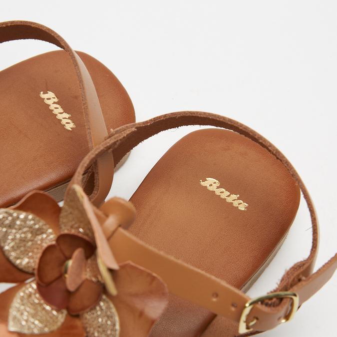 Sandales à bride bata, Brun, 564-3915 - 17