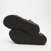 Sandales à plateforme bata, Noir, 761-6240 - 19