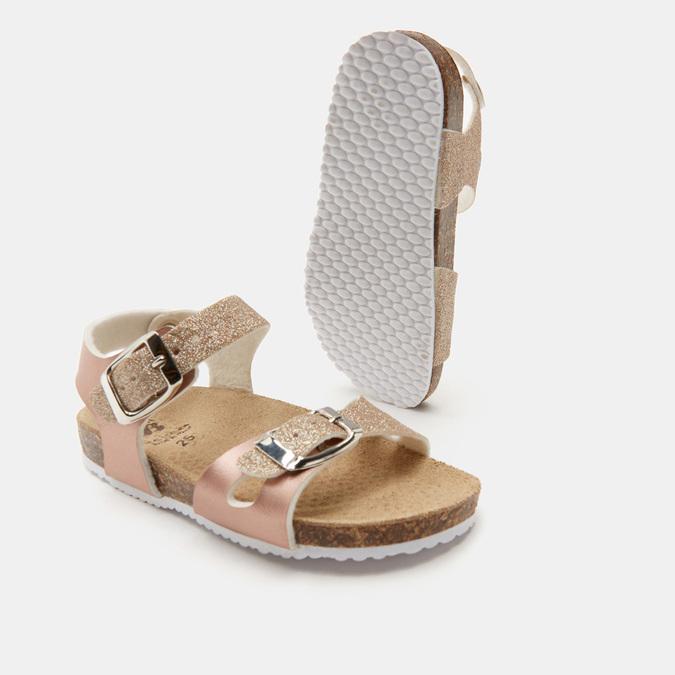 Sandales fille mini-b, Rose, 361-5434 - 17