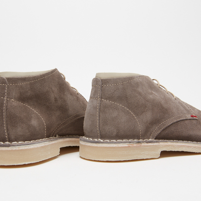 Desert Boots homme bata, Gris, 896-2591 - 17