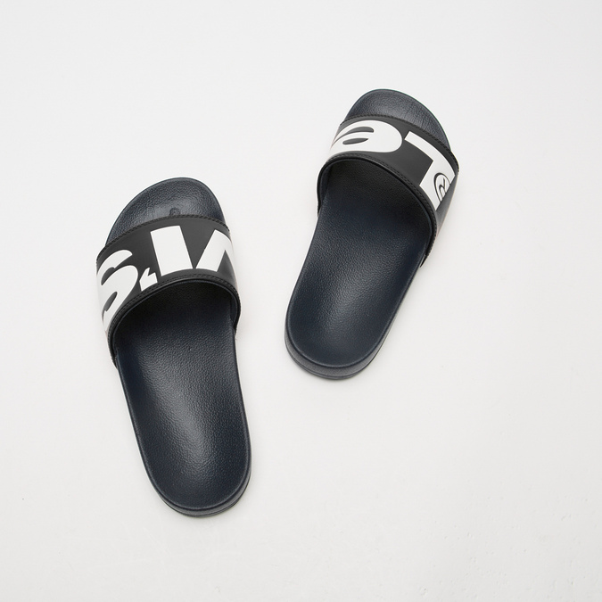 Tongs homme levis, Noir, 869-6248 - 17