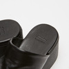 Sandales à plateforme bata, Noir, 764-6965 - 15