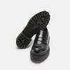 mocassins brillants à semelles track bata, Noir, 511-6104 - 15