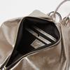 sac à dos à fermeture éclair femme bata, Gris, 961-2311 - 17
