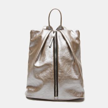 sac à dos à fermeture éclair femme bata, Gris, 961-2311 - 13