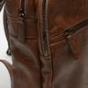 sac à dos à triple fermeture éclair bata, Brun, 961-3367 - 16