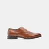 chaussures basses en cuir homme, Brun, 824-3110 - 13