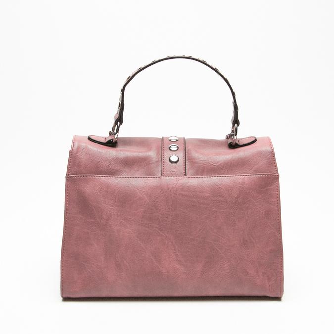 sac à bandoulière cloutée bata, Rose, 961-5247 - 16