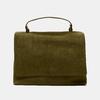 sac à main en suède bata, Vert, 963-7109 - 13