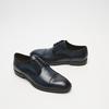 chaussures basses en cuir homme bata, Bleu, 824-9376 - 16
