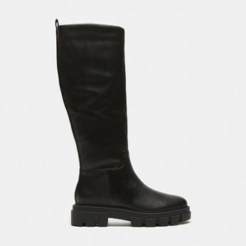 combat boots à semelles track bata, Noir, 591-6564 - 13