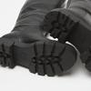 combat boots à semelles track bata, Noir, 591-6564 - 17