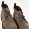 bottines en suède à semelle track homme bata, Brun, 893-3508 - 15