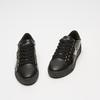 baskets avec imprimé crocodile bata, Noir, 541-6845 - 26