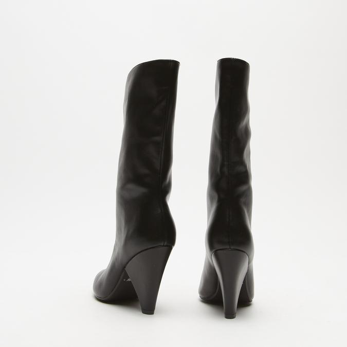 bottes à talons aiguilles bata, Noir, 791-6735 - 19