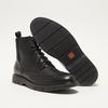 bottines brogue en cuir flexible, Noir, 894-6128 - 19