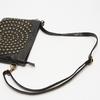 sac clutch clouté bata, Noir, 961-6476 - 15