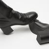 bottes à talons larges bata, Noir, 791-6820 - 19