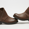 bottines à clous bata, Brun, 591-4316 - 15