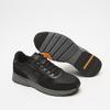 baskets en suède Flexible homme flexible, Noir, 843-6411 - 17