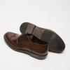 chaussures basses brogue en cuir bata, Brun, 824-4300 - 19